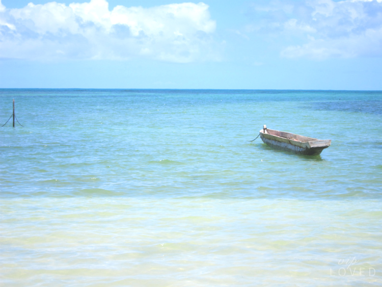 Barca Pesquera Boipeba Brasil