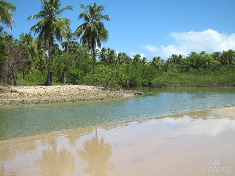 Playas Boipeba Brasil 2