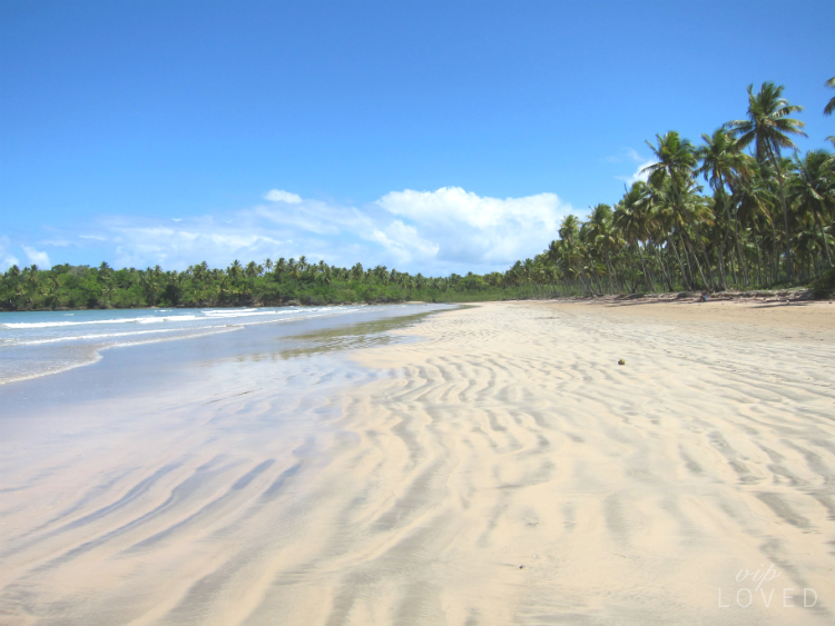 Playas Boipeba Brasil