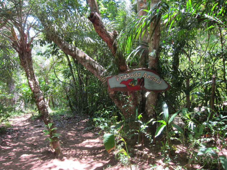 Pousada Anjalí Ilha de Boipeba Brasil 2