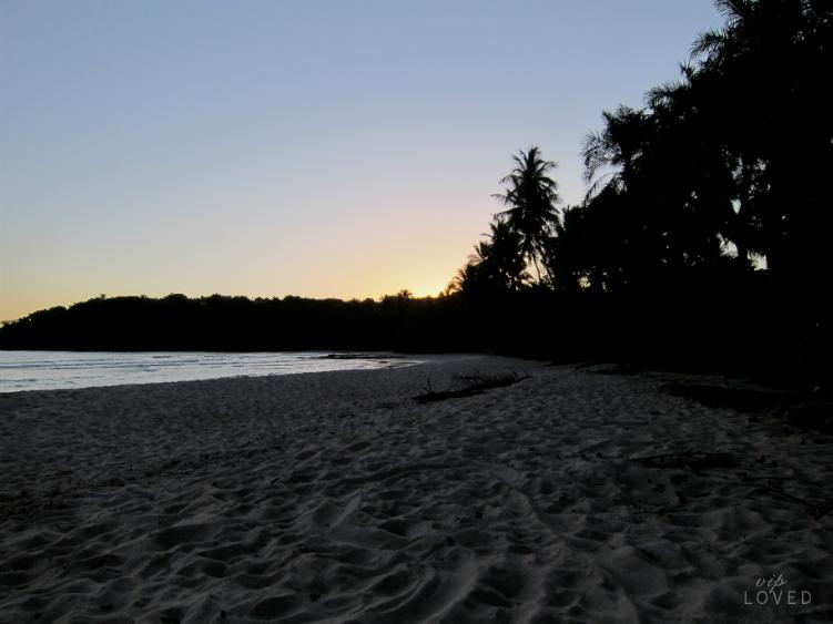 Salida del Sol Boipeba Brasil