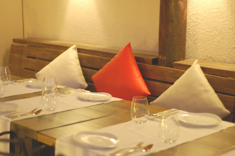 Restaurante compartir en cadaques