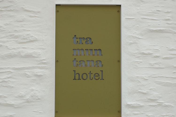 Tramuntana Hotel fachada